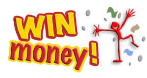 win cash prize online